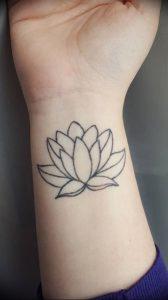 фото тату лотос от 02.10.2017 №143 - lotus tattoo - tattoo-photo.ru