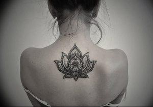 фото тату лотос от 02.10.2017 №164 - lotus tattoo - tattoo-photo.ru