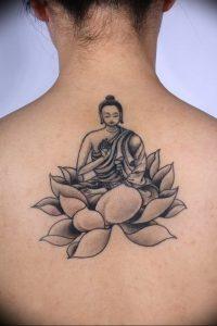 фото тату лотос от 02.10.2017 №167 - lotus tattoo - tattoo-photo.ru