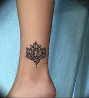 фото тату на щиколотке от 30.10.2017 №115 — ankle tattoo — tattoo-photo.ru