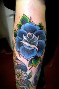 фото тату роза от 30.09.2017 №036 - rose tattoo - tattoo-photo.ru