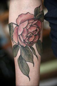 фото тату роза от 30.09.2017 №038 - rose tattoo - tattoo-photo.ru