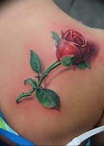 фото тату роза от 30.09.2017 №115 - rose tattoo - tattoo-photo.ru