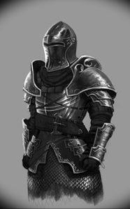 фото тату рыцарь от 27.09.2017 №003 - tattoo knight - tatufoto.com