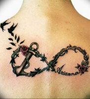 фото тату якорь от 02.10.2017 №017 — tattoo anchori — tattoo-photo.ru