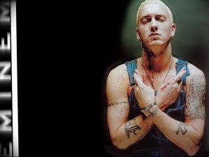 фото Тату Эминема от 13.10.2017 №051 - Eminem Tattoo - tatufoto.com