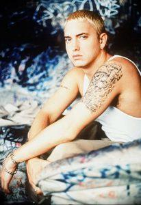 фото Тату Эминема от 13.10.2017 №057 - Eminem Tattoo - tatufoto.com