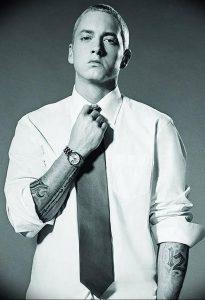 фото Тату Эминема от 13.10.2017 №063 - Eminem Tattoo - tatufoto.com