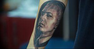 фото Тату Эминема от 13.10.2017 №073 - Eminem Tattoo - tatufoto.com