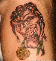 фото тату арлекин от 28.10.2017 №004 — tattoo harlequin — tatufoto.com