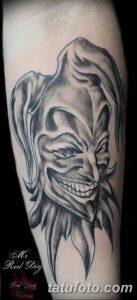фото тату арлекин от 28.10.2017 №048 - tattoo harlequin - tatufoto.com