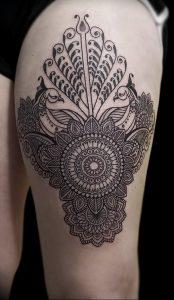 фото тату в индийском стиле от 18.10.2017 №036 - tattoo in Indian style - tattoo-photo.ru