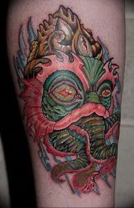 фото тату в индийском стиле от 18.10.2017 №050 - tattoo in Indian style - tattoo-photo.ru