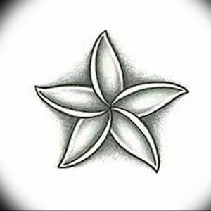 фото тату жасмин от 18.10.2017 №030 - tattoo jasmine - tattoo-photo.ru