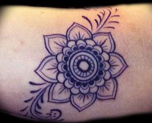 фото тату жасмин от 18.10.2017 №034 - tattoo jasmine - tattoo-photo.ru