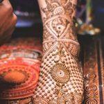 фото Мехенди на свадьбу от 04.12.2017 №005 - Mehendi for the wedding - tattoo-photo.ru