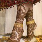 фото Мехенди на свадьбу от 04.12.2017 №008 - Mehendi for the wedding - tattoo-photo.ru