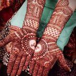 фото Мехенди на свадьбу от 04.12.2017 №009 - Mehendi for the wedding - tattoo-photo.ru