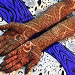 фото Мехенди на свадьбу от 04.12.2017 №011 - Mehendi for the wedding - tattoo-photo.ru