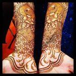 фото Мехенди на свадьбу от 04.12.2017 №012 - Mehendi for the wedding - tattoo-photo.ru