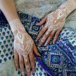 фото Мехенди на свадьбу от 04.12.2017 №014 - Mehendi for the wedding - tattoo-photo.ru