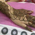 фото Мехенди на свадьбу от 04.12.2017 №015 - Mehendi for the wedding - tattoo-photo.ru