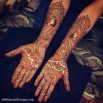фото Мехенди на свадьбу от 04.12.2017 №018 - Mehendi for the wedding - tattoo-photo.ru
