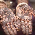 фото Мехенди на свадьбу от 04.12.2017 №019 - Mehendi for the wedding - tattoo-photo.ru