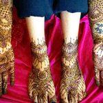 фото Мехенди на свадьбу от 04.12.2017 №022 - Mehendi for the wedding - tattoo-photo.ru