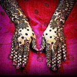 фото Мехенди на свадьбу от 04.12.2017 №023 - Mehendi for the wedding - tattoo-photo.ru
