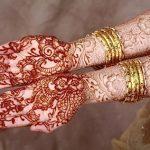 фото Мехенди на свадьбу от 04.12.2017 №030 - Mehendi for the wedding - tattoo-photo.ru
