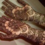 фото Мехенди на свадьбу от 04.12.2017 №030 - Mehendi for the wedding - tattoo-photo.ru 235236234