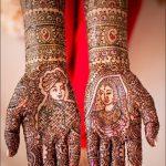 фото Мехенди на свадьбу от 04.12.2017 №033 - Mehendi for the wedding - tattoo-photo.ru