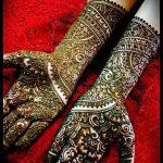 фото Мехенди на свадьбу от 04.12.2017 №034 - Mehendi for the wedding - tattoo-photo.ru