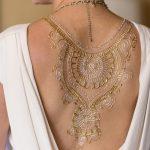 фото Мехенди на свадьбу от 04.12.2017 №035 - Mehendi for the wedding - tattoo-photo.ru