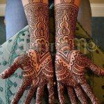 фото Мехенди на свадьбу от 04.12.2017 №037 - Mehendi for the wedding - tattoo-photo.ru