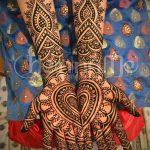 фото Мехенди на свадьбу от 04.12.2017 №038 - Mehendi for the wedding - tattoo-photo.ru