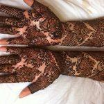 фото Мехенди на свадьбу от 04.12.2017 №040 - Mehendi for the wedding - tattoo-photo.ru