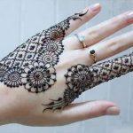 фото Мехенди на свадьбу от 04.12.2017 №042 - Mehendi for the wedding - tattoo-photo.ru