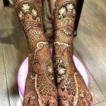 фото Мехенди на свадьбу от 04.12.2017 №044 - Mehendi for the wedding - tattoo-photo.ru