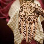фото Мехенди на свадьбу от 04.12.2017 №048 - Mehendi for the wedding - tattoo-photo.ru