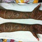 фото Мехенди на свадьбу от 04.12.2017 №049 - Mehendi for the wedding - tattoo-photo.ru