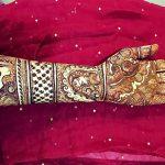 фото Мехенди на свадьбу от 04.12.2017 №053 - Mehendi for the wedding - tattoo-photo.ru