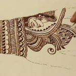 фото Мехенди на свадьбу от 04.12.2017 №054 - Mehendi for the wedding - tattoo-photo.ru