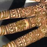 фото Мехенди на свадьбу от 04.12.2017 №058 - Mehendi for the wedding - tattoo-photo.ru