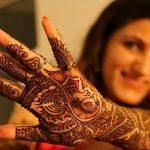 фото Мехенди на свадьбу от 04.12.2017 №059 - Mehendi for the wedding - tattoo-photo.ru