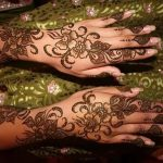 фото Мехенди на свадьбу от 04.12.2017 №060 - Mehendi for the wedding - tattoo-photo.ru
