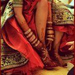 фото Мехенди на свадьбу от 04.12.2017 №062 - Mehendi for the wedding - tattoo-photo.ru