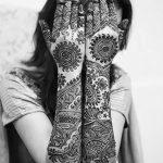 фото Мехенди на свадьбу от 04.12.2017 №064 - Mehendi for the wedding - tattoo-photo.ru
