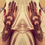 фото Мехенди на свадьбу от 04.12.2017 №068 - Mehendi for the wedding - tattoo-photo.ru